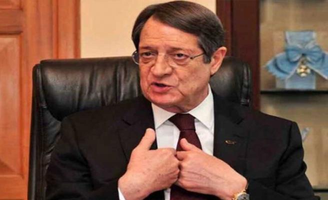 Anastasiadis: Türk tarafı BM parametrelerini ihlal etti