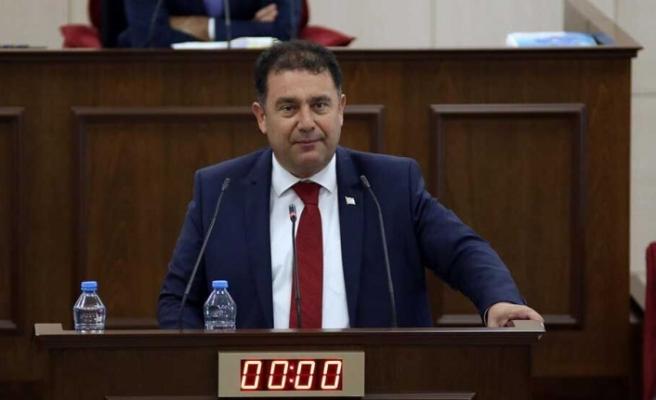 """Başbakan Hamza Saner: """"Maliye Bakanı HP konusunu çok iyi izah etti, hep birlikte dinledik"""""""