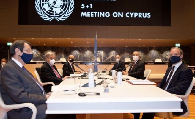 Guterres: Toplantı koşullarını yaratmak için istişare edeceğiz