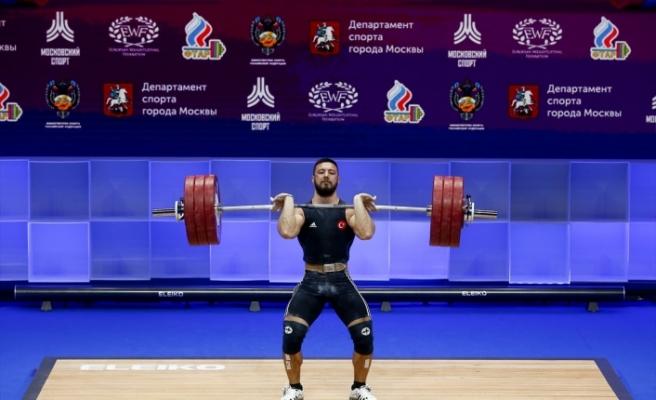 Türk halterci Avrupa şampiyonu oldu
