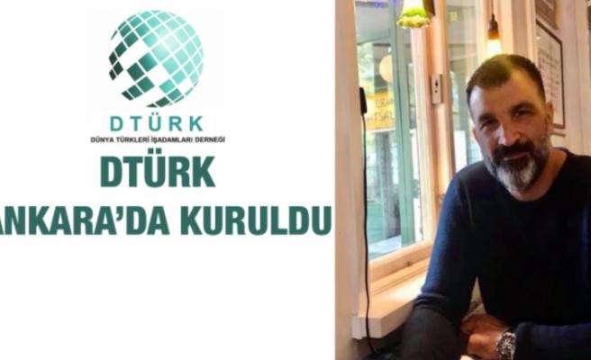 Dünya Türkleri İş Adamları Derneği KKTC Temsilcisi Tahir Kaya oldu