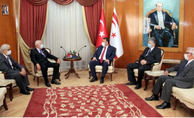 """Ersan Saner: """"Dünyanın artık federasyon görüşmesi için beklememizi isteme lüksü kalmamıştır"""""""