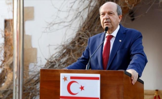 """Ersin Tatar: """"Bir yöntemi varsa, Kıbrıs Cumhuriyeti kimliğimi iade edeceğim"""""""