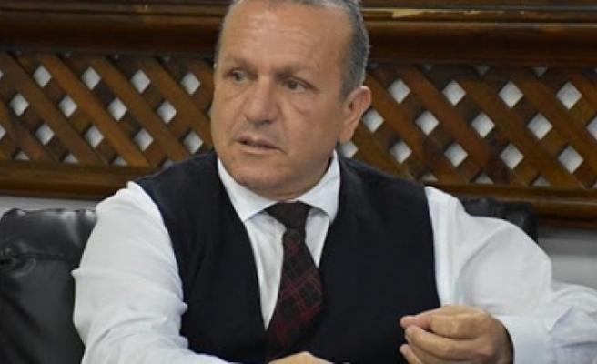 """Fikri Ataoğlu: """"Anastasiadis'in diplomasi dilinden uzak siyaseti, ancak işgal ettiği makamını koruyabilir!"""""""