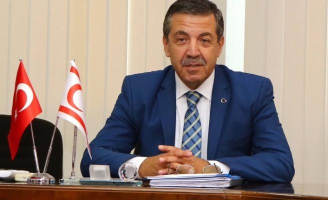 """Tahsin Ertuğruloğlu: """"Cenevre'de ortaya konulan, KKTC'nin bağımsızlık ve egemenlik mücadelesidir"""""""