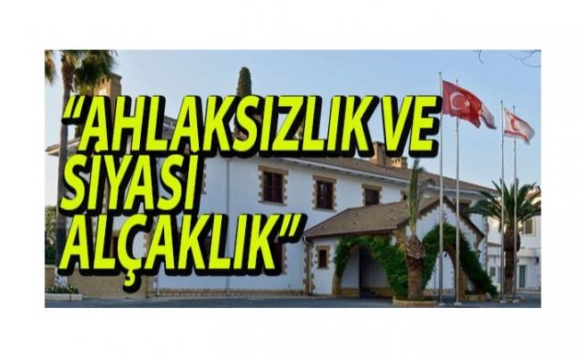 """Cumhurbaşkanlığı: """"Cumhurbaşkanı Tatar'a Yönelik Yalan ve İftiralara Dayalı Operasyonlar Yapılıyor"""""""