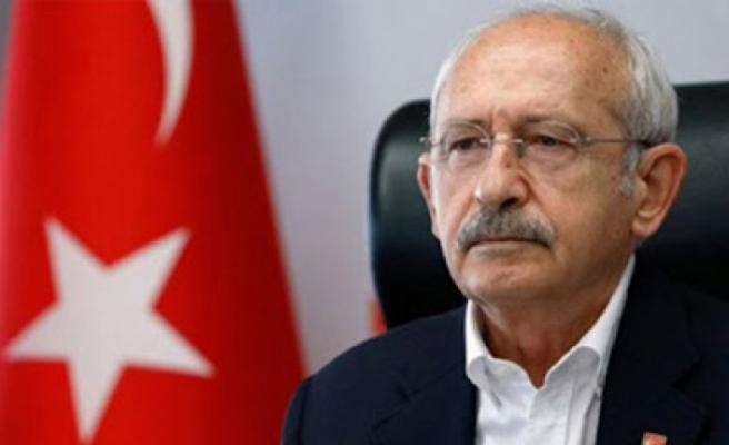 Kemal Kılıçdaroğlu KKTC'de