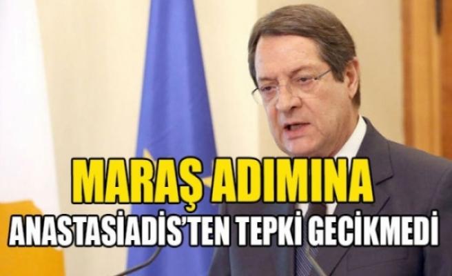 Anastasiadis: Erdoğan'ın atacağı adımlar ve talepleri kabul edilemez