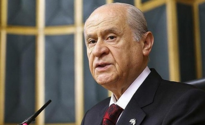 Bahçeli'den Kıbrıs açıklaması: Ok yaydan çıkmıştır
