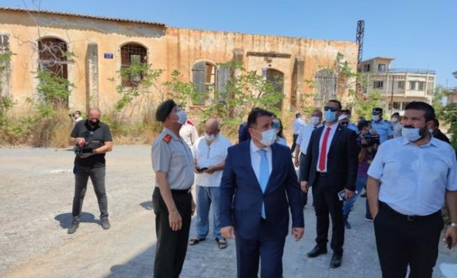 Başbakan Ersan Saner: Maraş'ta 337 mal sahibi başvuru yaptı