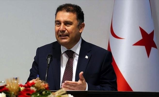 """Başbakan Ersan Saner: """"Maraş'ta yeni açılan bölgedeki mülk sahipleri TMK'ya başvurabilir"""""""