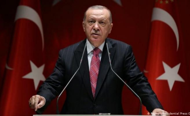 """Erdoğan: """"Bundan sonra kimse bizden geriye dönüş beklemesin"""""""