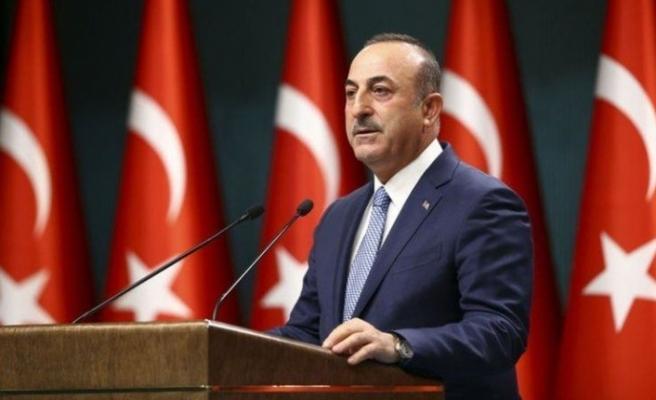 """Mevlüt Çavuşoğlu: """"Kapalı Maraş'ta hiçbir şekilde mülkiyet hakkı ihlal edilmiyor"""""""