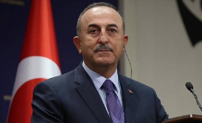 Mevlüt Çavuşoğlu'ndan '20 Temmuz' mesajı
