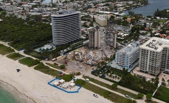 Miami'de çöken binadaki son kayıp kişi de bulundu: Ölü sayısı 98 oldu