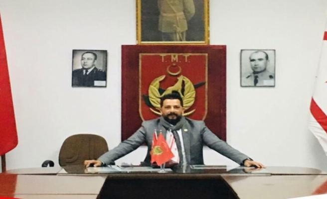 """TMT Gençlik Kolları: """"KKTC, Kıbrıs Türk halkının şanlı direniş ruhunun bir eseridir"""""""