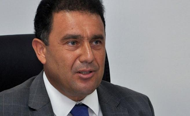 """Başbakan Saner:"""" UBP Kurultayının 6 ilçede yapılması için Merkez Yönetim Kurulu'ndan onay aldık"""""""