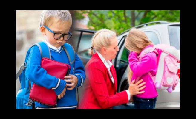 Çocuklarda okul fobisi nedenleri ve ailelere çözüm önerileri