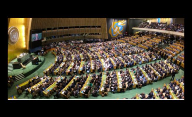 Taliban'dan BM'ye katılma talebi