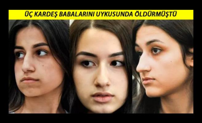 Üç kız kardeş sapık babalarını öldürmüştü... Dünyayı sarsan davada flaş gelişme!