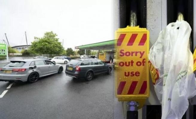 İngiltere'de ekonomik kriz büyüyor…