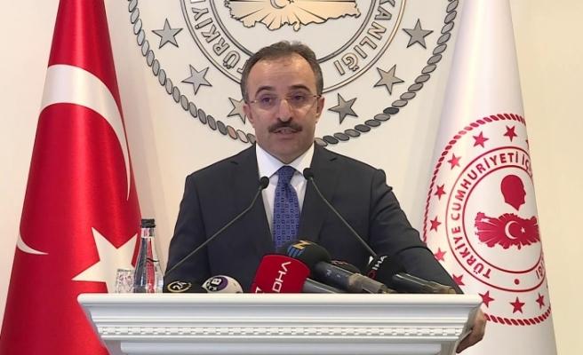 """İsmail Çataklı: """"Mustafa Akıncı'ya giriş yasağı getirildiği iddiası yalandır"""""""
