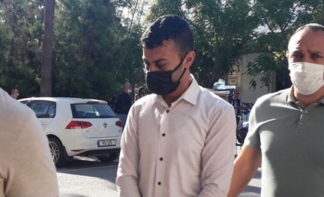 Polis: Katırcı 140 bin dolar parayı sirkat ettiğini kabul etti