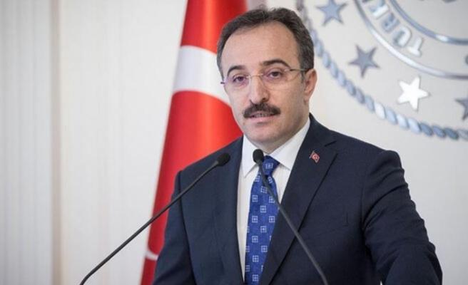 """T. C İçisleri Bakan Yardımcısı İsmail Çataklı, KKTC 4. Cumhurbaşkanı Mustafa Akinci nin """"Türkiye'ye girişinin yasaklandığı"""" yönündeki haberlerle ilgili açıklama yaptı"""