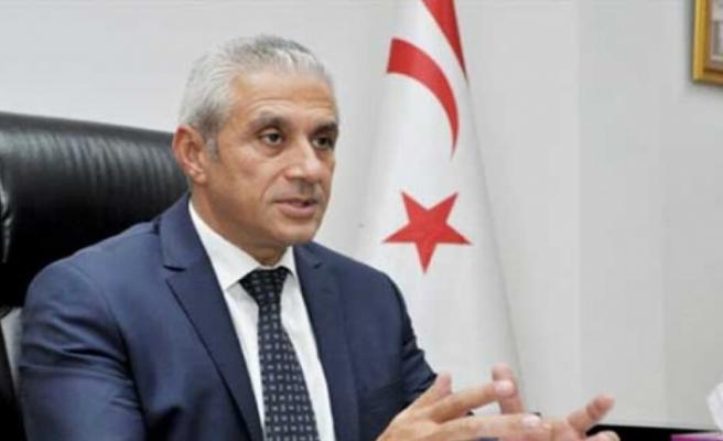 Taçoy: Hükümetin istifasını Saner'den öğrendik