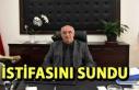Koral Çağman Başbakan'a istifasını sundu