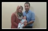 28 yaşında menopoza girdi; son yumurtasıyla anne oldu