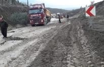 Yoğun yağışlar su baskınlarına neden oldu VİDEO