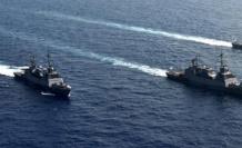 Güney Kıbrıs ve Fransa'dan ortak tatbikat