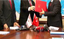 Türkiye-KKTC 2021 Yılı İktisadi ve Mali İş Birliği Protokolü için bugün imzalar atılıyor