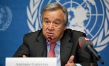 Guterres Cenevre'deki toplantıya katılacak