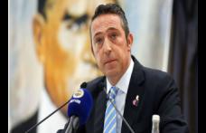 Fenerbahçe Başkanı Ali Koç'tan hakem açıklaması
