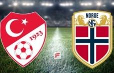 Türkiye – Norveç milli maçı ne zaman, saat kaçta, hangi kanalda?