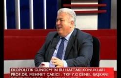 EKO POLİTİK GÜNDEM - KONUK MEHMET ÇAKICI 03 12 2018