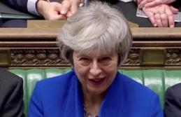 """İngiltere Başbakanı May'den muhalefete """"Brexit"""" için dayanışma çağrısı"""