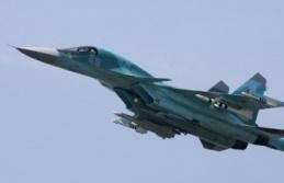 Rusya'da 2 Su-34 uçağı çarpıştı.