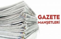 2 Mart Gazete Manşetleri