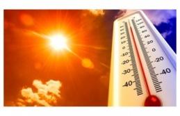ABD Yanıyor, Sıcaklık 51 Dereceyi Geçti