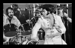 Elvis Presley'in davulcusu Ronnie Tutt yaşamını...