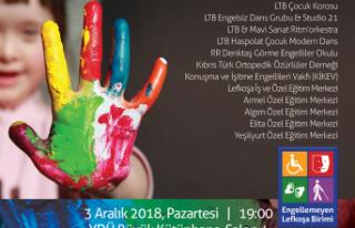"""""""4. ENGELSİZ SANAT GECESİ"""" DÜZENLENECEK"""