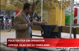 POLİS'TEN FİLM GİBİ OPERASYON