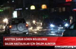 SALGIN HASTALIKLAR İÇİN ÖNLEM ALINIYOR (VİDEO...