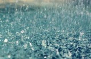 Yağış Miktarları… Zafer Burnu, İskele Ve Ziyamet'e...