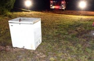 ABD'de 3 çocuk dondurucuda ölü bulundu.