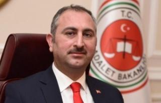 Adalet Bakanı: İnternet kontrolsüz kavşaklarla...