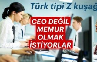Gençlerin yüzde 43'ü memur olmak istiyor (Türk...